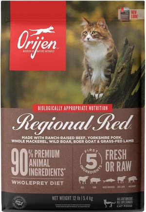 Ingredients In Orijen Dry Cat Food