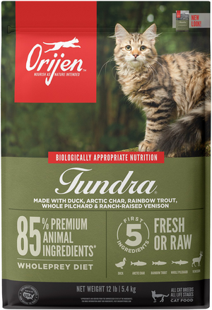 Orijen Dry Cat Food Tundra