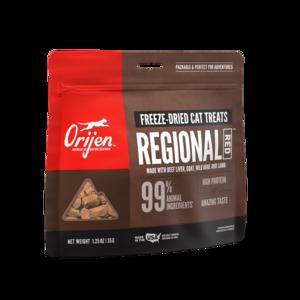 Orijen Freeze-Dried Cat Treats Regional Red