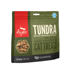 Orijen Freeze-Dried Cat Treats Tundra