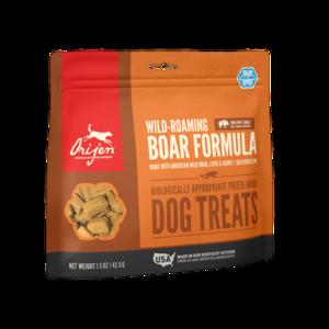 Orijen Freeze-Dried Dog Treats Wild Boar
