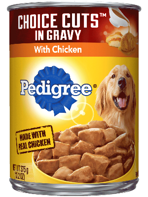 Pedigree Choice Cuts In Gravy With Chicken