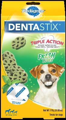 Pedigree Dentastix Fresh Bites