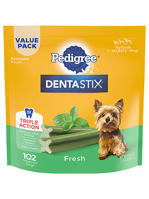 Pedigree Dentastix Fresh Toy/Small