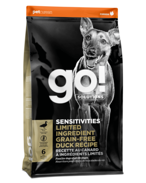 Petcurean Go! Sensitivity + Shine Limited Ingredient Duck Recipe