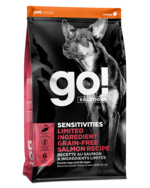 Petcurean Go! Sensitivity + Shine Limited Ingredient Salmon Recipe