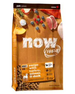 Petcurean Now Fresh Grain Free Adult Recipe