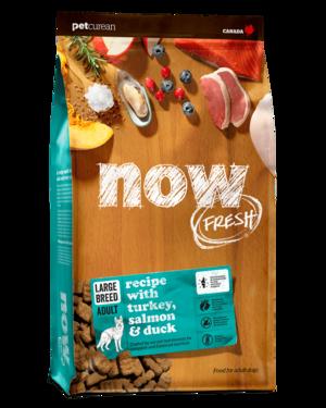 Petcurean Now Fresh Grain Free Large Breed Adult Recipe