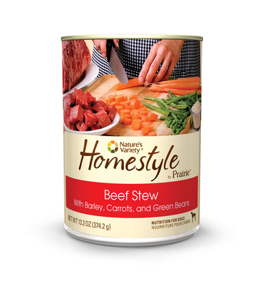 Prairie Homestyle Cans Beef Stew