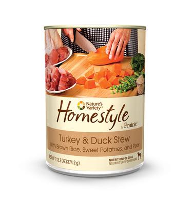 Prairie Homestyle Cans Turkey and Duck Stew