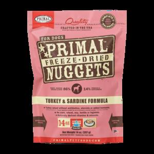 Primal Freeze Dried Dog Food Coupons