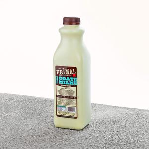Primal Raw Milk Raw Goat Milk
