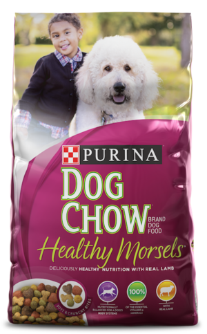 Purina Dog Chow Picky Eaters Healthy Morsels