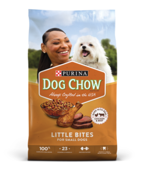 Purina Dog Chow Small Dogs Little Bites