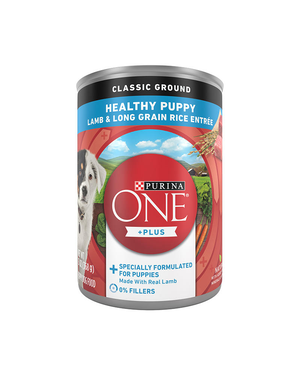 Purina One SmartBlend Lamb & Long Grain Rice Entree (Classic Ground)