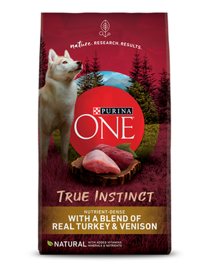 Purina One SmartBlend True Instinct With Real Turkey & Venison