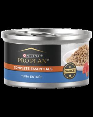 Purina Pro Plan In Sauce Tuna Entrée