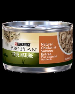 Purina Pro Plan True Nature Natural Chicken & Salmon Entree