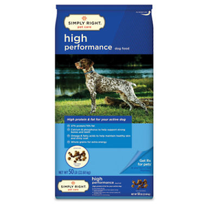 Simply Right Pet Care High Performance
