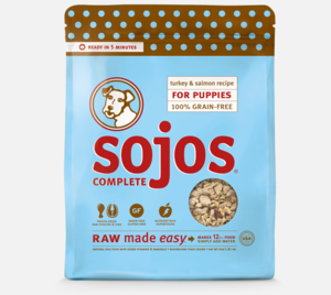 Sojos Complete Turkey & Salmon Recipe For Puppies