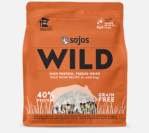 Sojos Wild Wild Boar Recipe