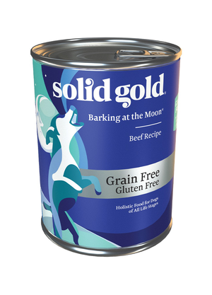 Solid Gold Barking At The Moon Beef Recipe
