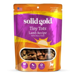 Solid Gold Tiny Tots Lamb Recipe