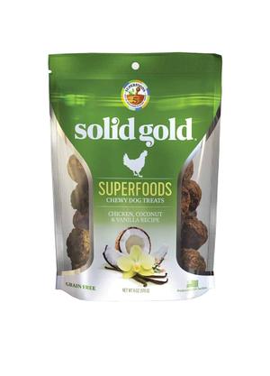 Solid Gold Superfoods Chicken, Coconut & Vanilla Recipe