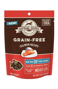 Supreme Source Grain-Free Treats Salmon Recipe For Dogs
