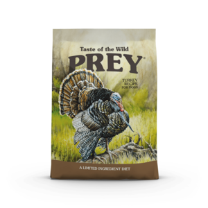 Taste of the Wild Limited Ingredient PREY Turkey Recipe For Dogs