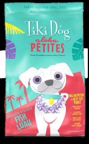 Tiki Dry Dog Food Review