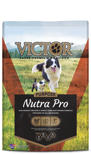 Victor Dog Food Reviews >> Victor Purpose Nutra Pro | Review & Rating | PawDiet