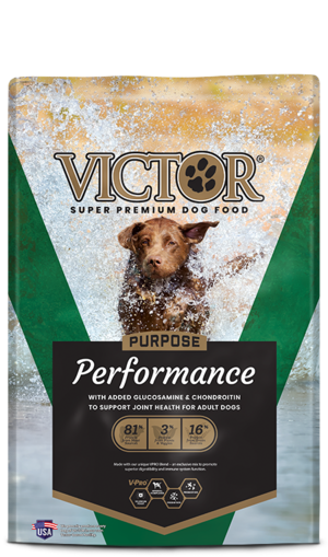 Victor Super Premium Performance With Glucosamine Review