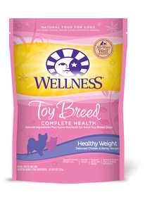 Wellness Toy Breed Complete Health Deboned Chicken And