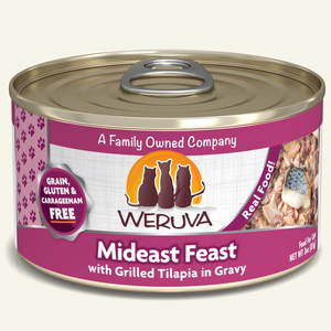 Weruva Canned Cat Food Mideast Feast With Grilled