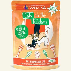 Chicken And Pumpkin Cat Food