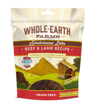 Whole Earth Farms Smokehouse Links Beef & Lamb Recipe