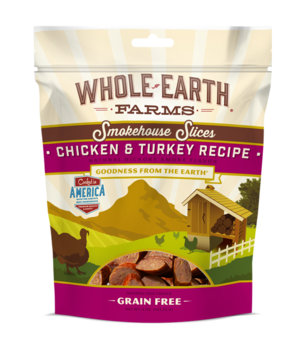 Whole Earth Farms Smokehouse Slices Chicken & Turkey Recipe