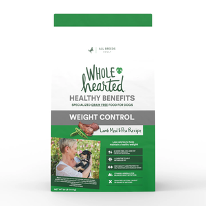 Wholehearted Healthy Benefits Weight Control Lamb Meal