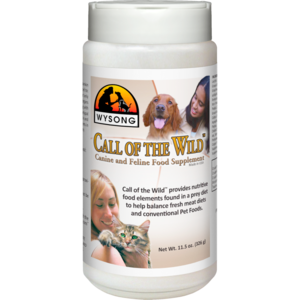 Wysong Canine Feline Food Supplement Call Of The Wild Review Rating Pawdiet