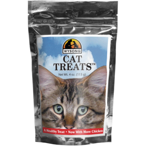 Wysong Cat Treats Chicken Review Rating Pawdiet